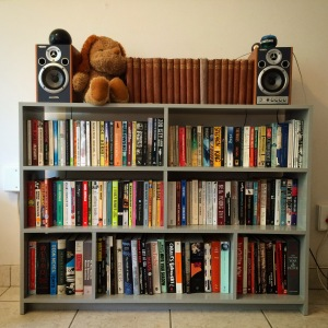 And the bookshelf :)