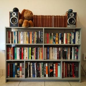 And the bookshelf :)