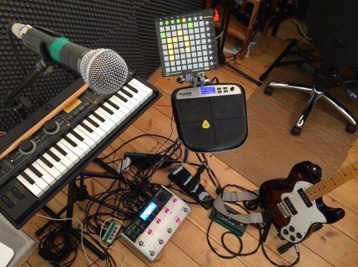 practive setup